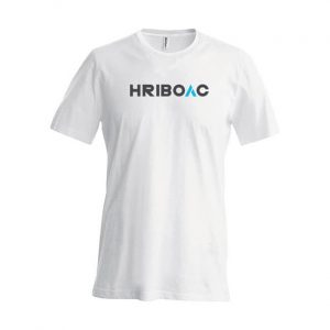 Moška majica Hribovc.si logo