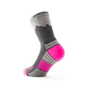 Pohodne nogavice Triglav - roza
