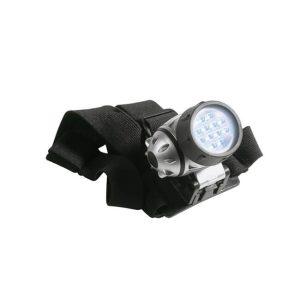 Naglavna svetilka LED
