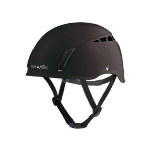 Edelweiss plezalna čelada Vertige črna