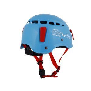 Edelweiss otroška plezalna čelada Vertige Junior modra