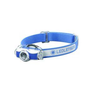 Ledlenser MH3 naglavna baterijska svetilka - modra
