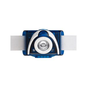 Ledlenser SEO7R naglavna polnilna svetilka - modra1