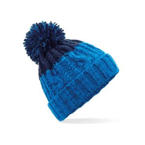 Kapa s cofom Hribovc.si - modra