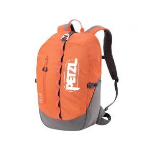 Petzl plezalni nahrbtnik Bug - oranžen