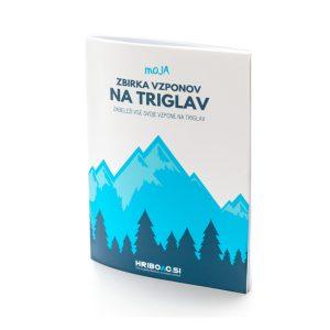 Planinski dnevnik Moja zbirka vzponov na Triglav