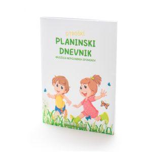 Otroški planinski dnevnik Hribovc.si