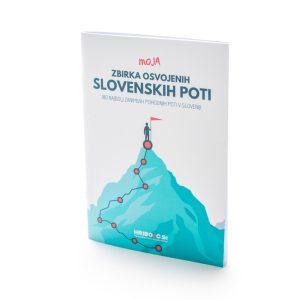 Planinski dnevnik Moja zbirka osvojenih slovenskih poti