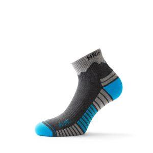 Nizke pohodne nogavice Jalovec - modre