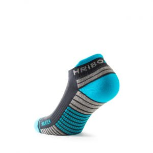 Nizke pohodne nogavice Škrlatica - modre