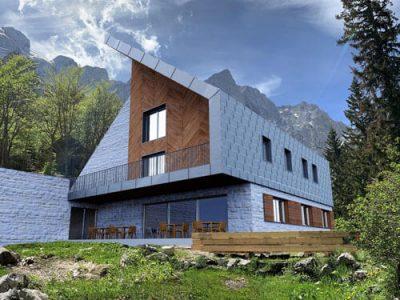 Prenovljen Frischaufov dom na Okreslju, FOTO Planinsko društvo Celje - Matica