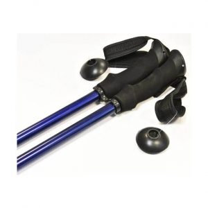 Berg 2SC pohodne palice - modre
