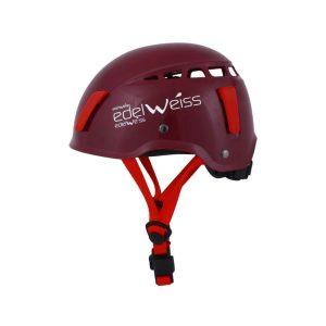 Edelweiss otroška plezalna čelada Vertige Junior - Burgundy