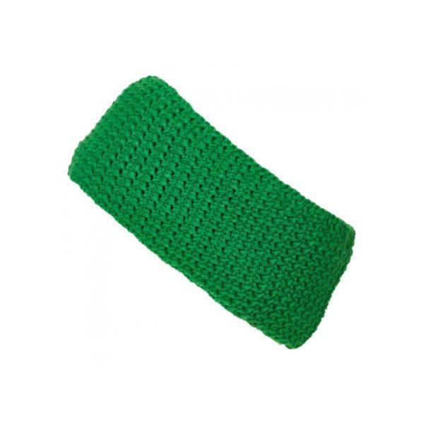Kvačkan naglavni trak - zelen