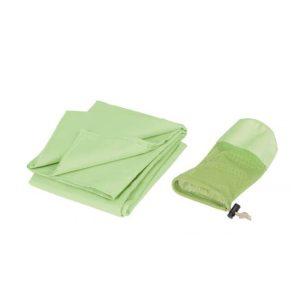Športna brisača mikrofibra Freshness - zelena